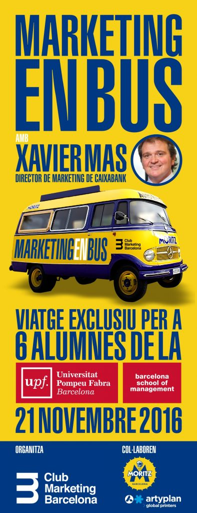 marketing in bus
